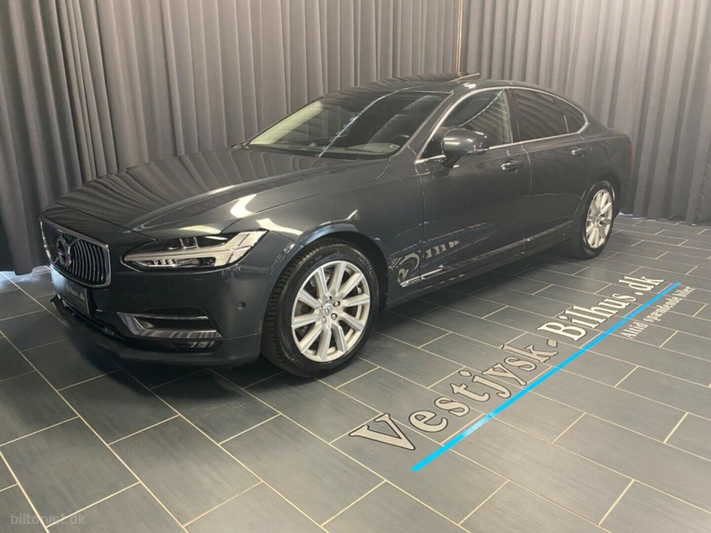 Volvo S90 2,0 D5 235 Inscription aut. AWD 2016