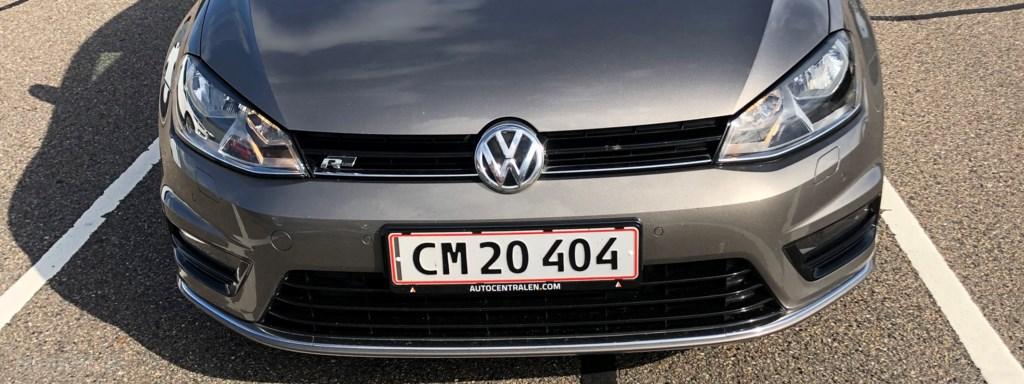 VW Golf 1,4 TSI BMT R-Line DSG 150HK 5d 7g Aut. 2016