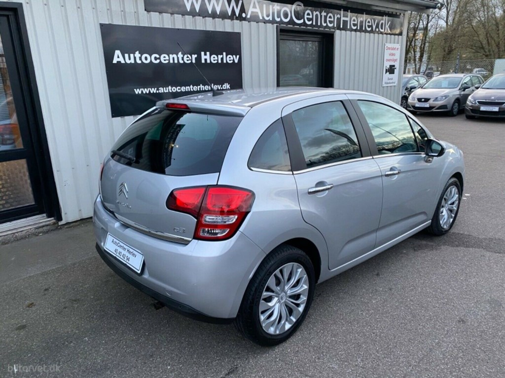 Citroën C3 1,4 Attraction 2011