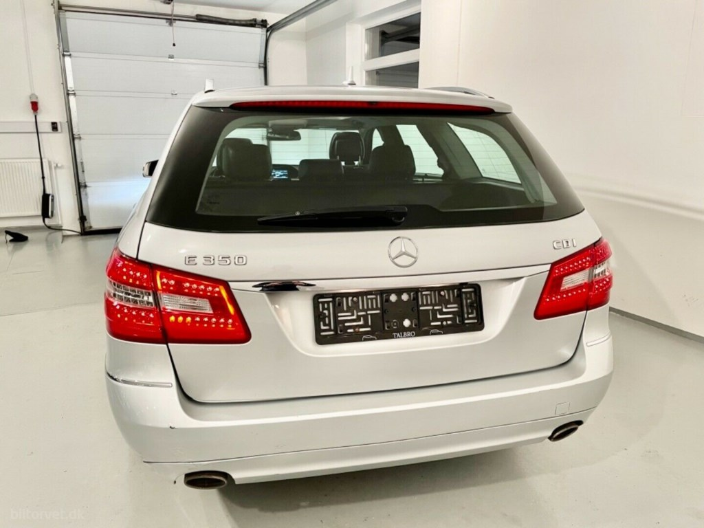 Mercedes-Benz E350 3,0 CDi stc. aut. BE 2010