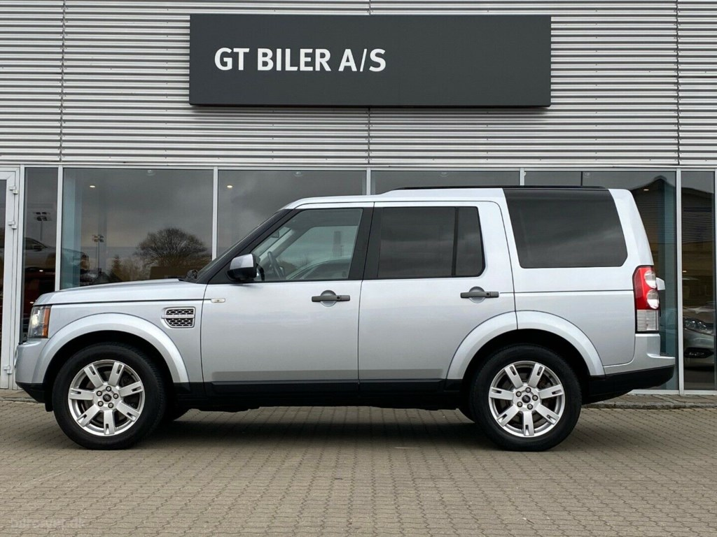 Land Rover Discovery 4 3,0 TDV6 HSE aut. 2010