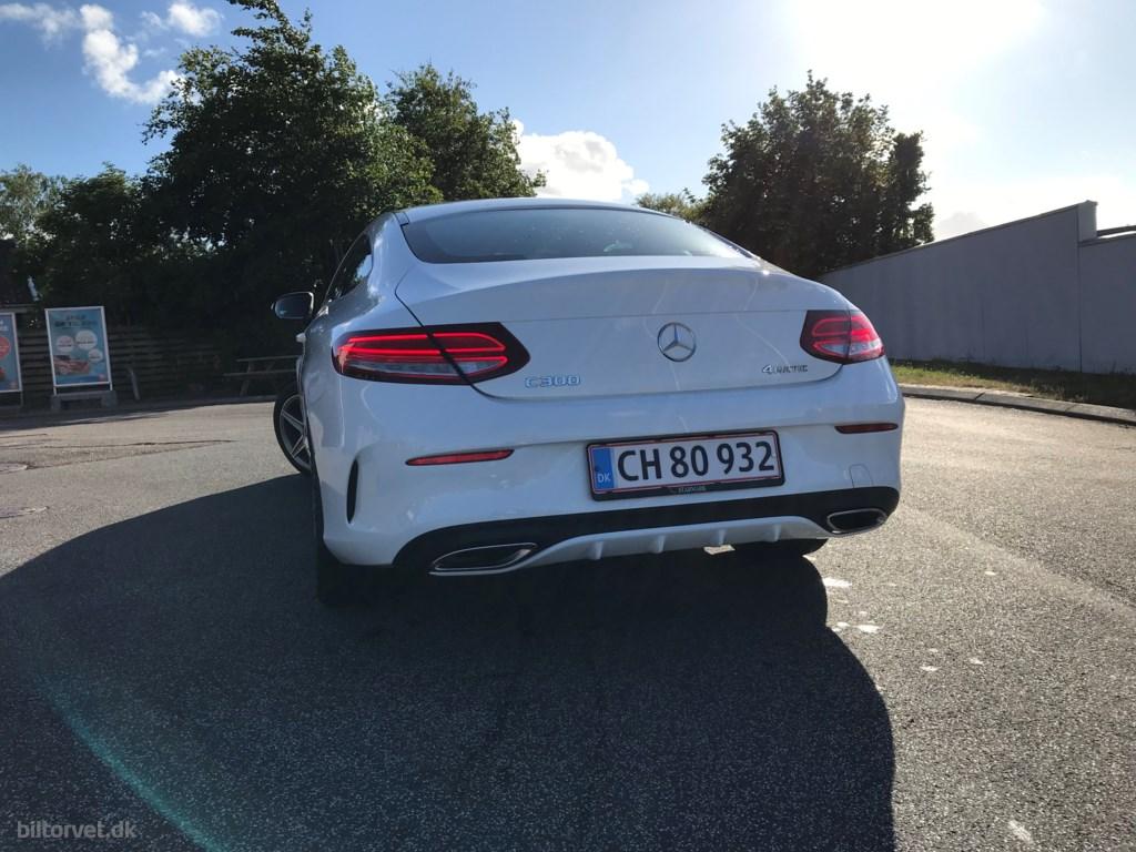 Mercedes-Benz C 200 2,0 9G-Tronic 184HK 2d 9g Aut. 2017