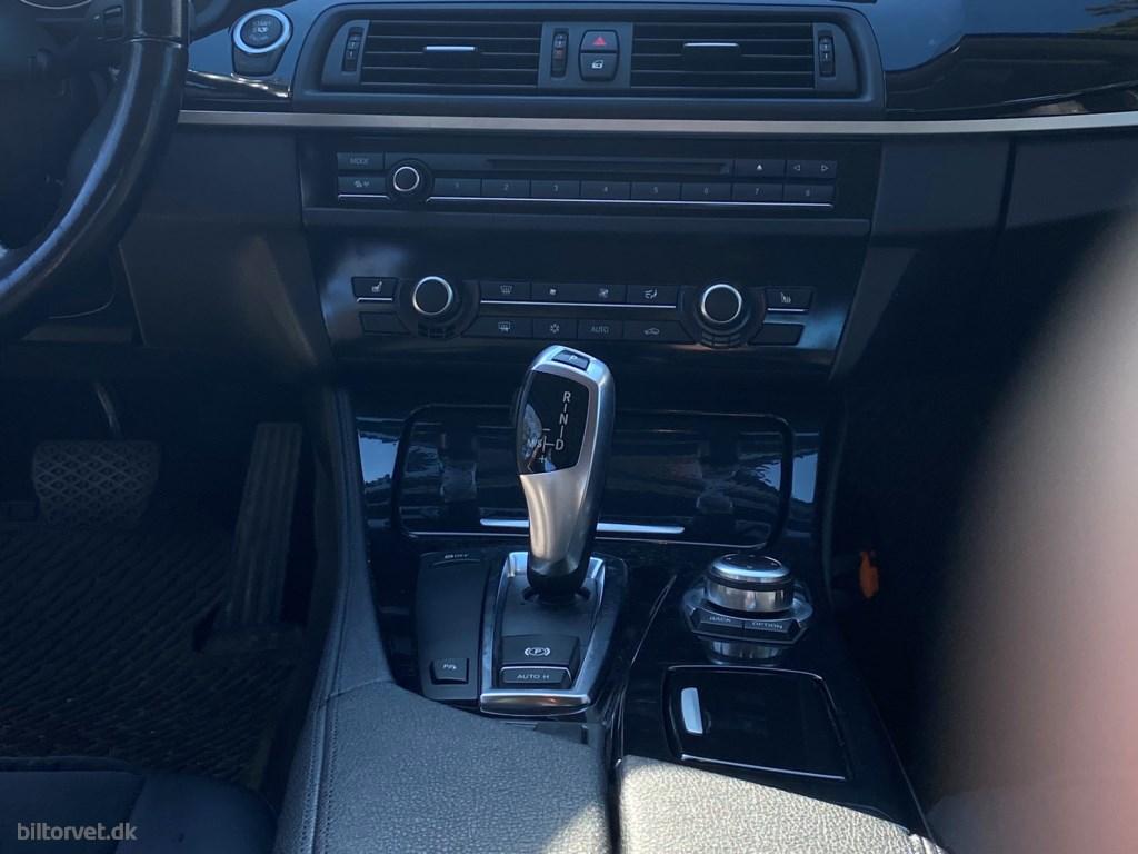 BMW 525d 3,0 D 204HK 6g Aut. 2010