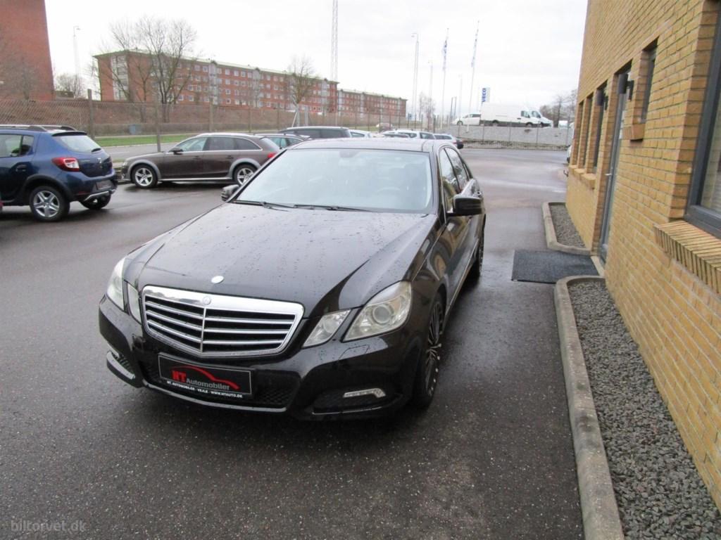 Mercedes-Benz E250 d 2,2 CDI BlueEfficiency 204HK Aut. 2009