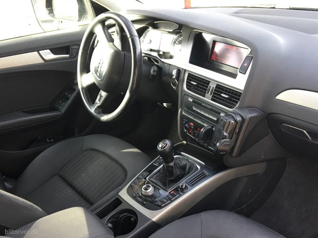 Audi A4 Avant 2,0 TDI DPF 143HK Stc 6g 2008