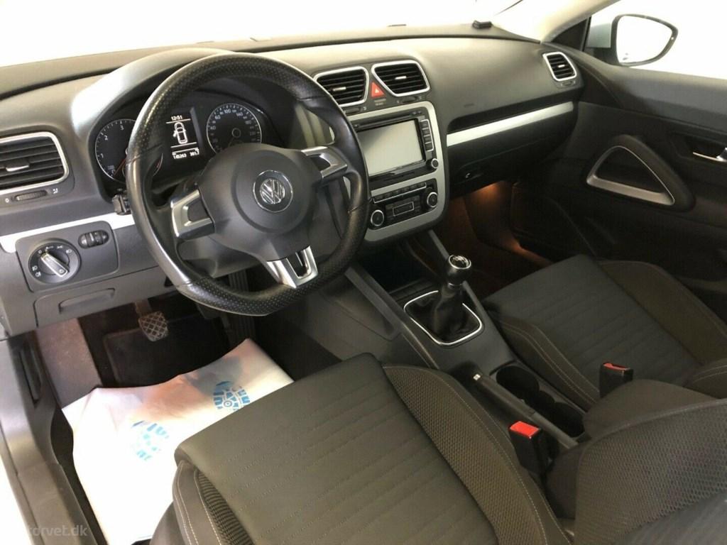 VW Scirocco 2,0 TDi 170 Sport 2012