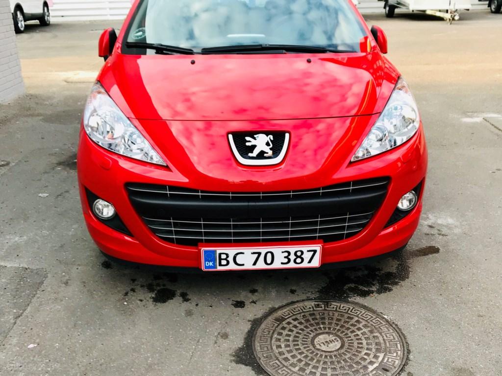 Peugeot 207 1,4 HDI Active 70HK 5d 2011