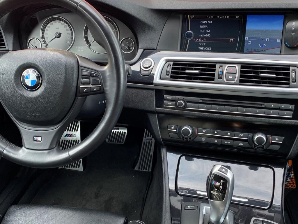 BMW 523i Touring 3,0 204HK Stc 8g Aut. 2011
