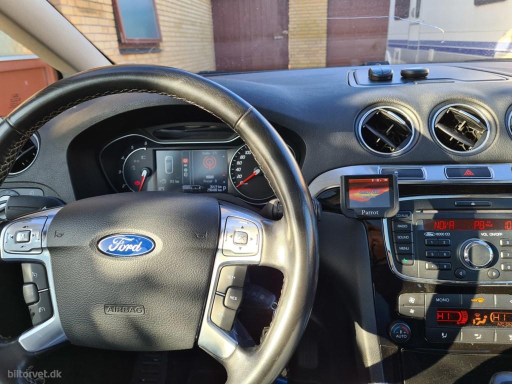 Ford S-Max 2,0 TDCi DPF Trend 163HK 6g Aut. 2011