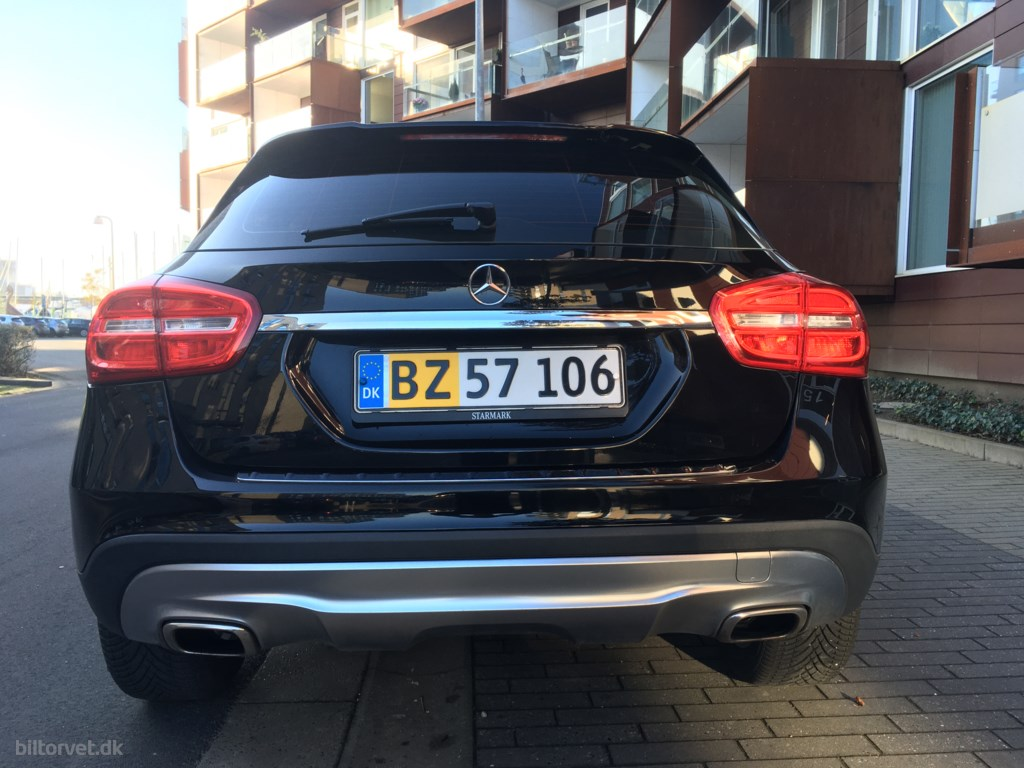 Mercedes-Benz GLA200 1,6 156HK Van 6g 2016