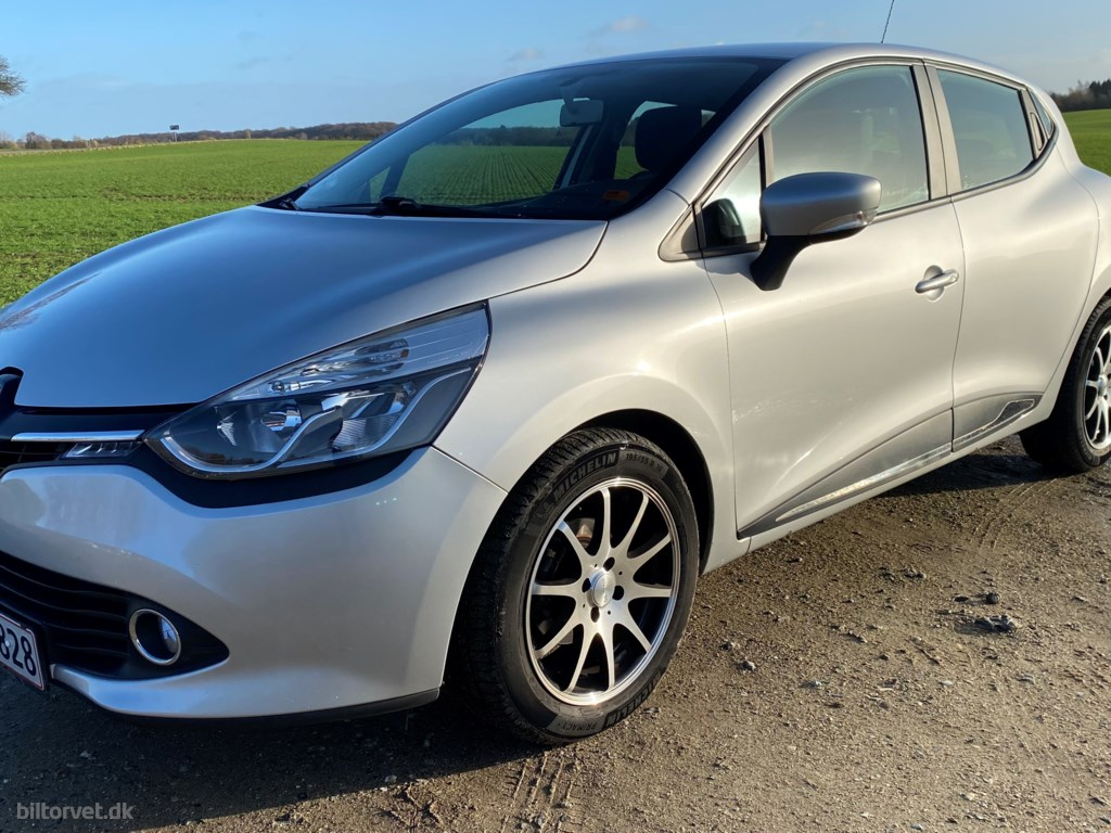 Renault Clio 0,9 TCE Expression Energy 90HK 5d 2014