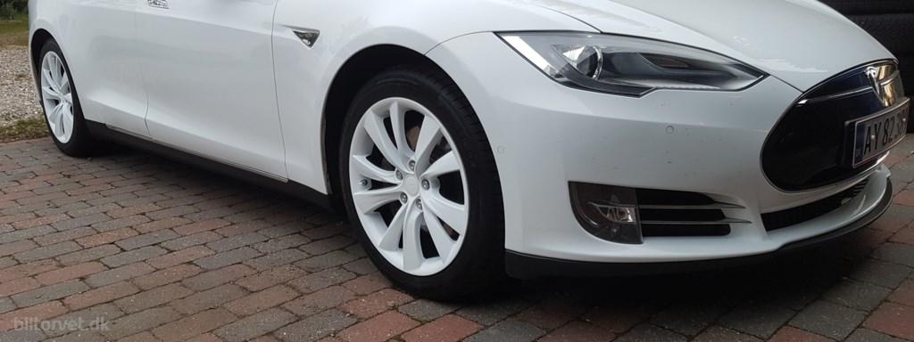 Tesla Model S 85 el EL 378HK 5d Aut. 2015