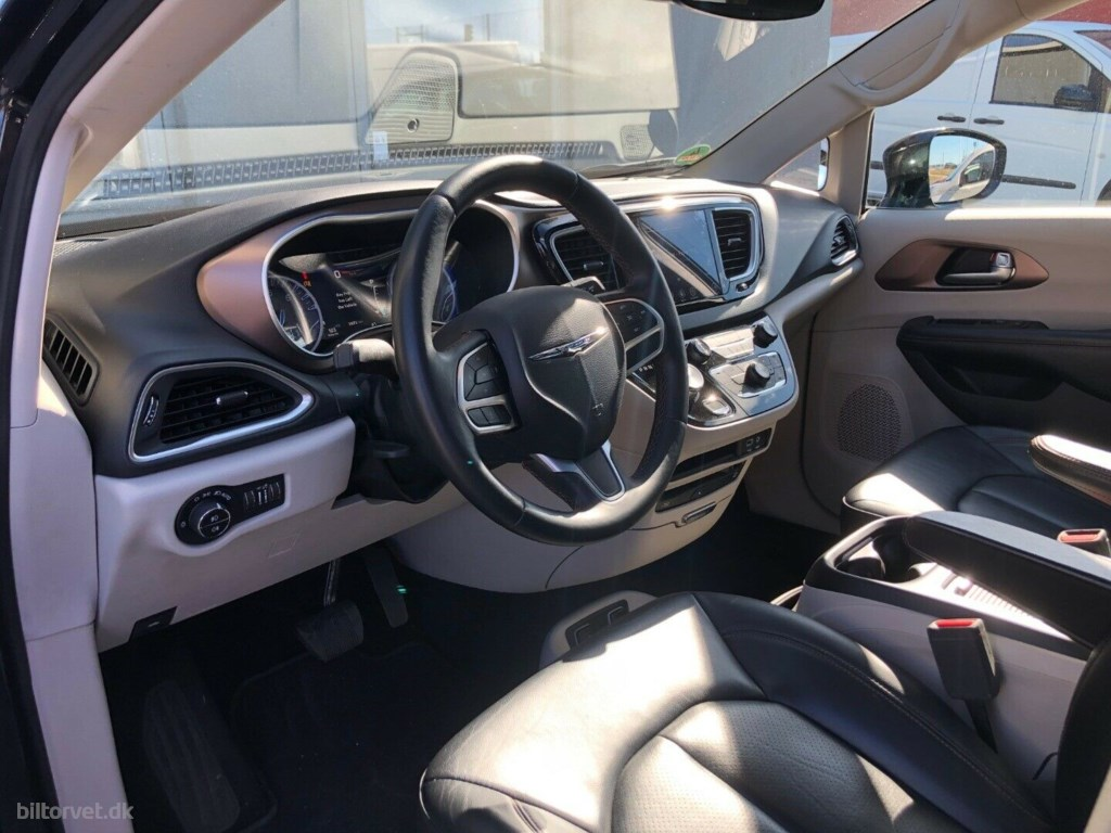 Chrysler Pacifica 3,6 VVT Limited aut. 2018