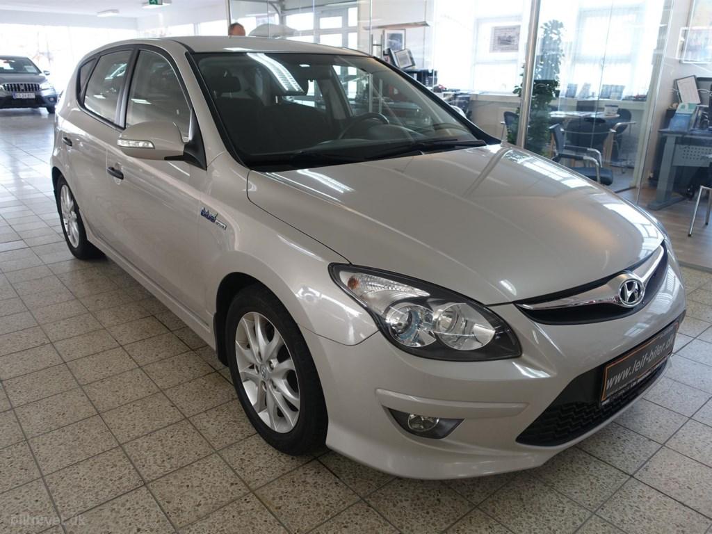 Hyundai i30 1,6 CRDi Comfort BlueDrive 90HK 5d 6g 2012