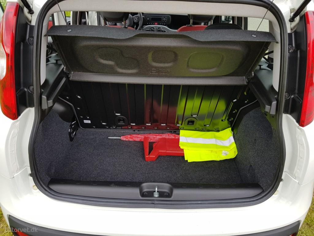 Fiat Panda 0,9 TwinAir Popstar 60HK 4d 2016