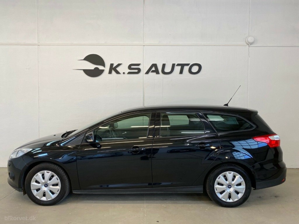 Ford Focus 1,6 Ti-VCT 125 Trend stc. aut. 2014