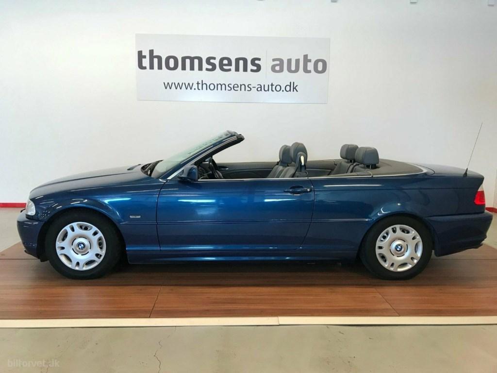 BMW 323Ci 2,5 Cabriolet 2000