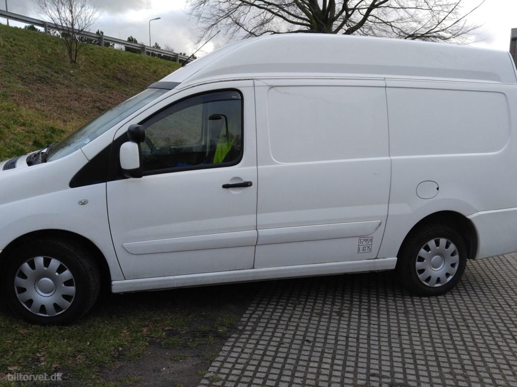 Peugeot Expert L2 2,0 HDI Comfort 120HK 2010