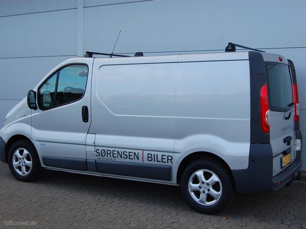 Opel Vivaro L1H2 2,0 CDTI DPF 114HK Van 6g 2014