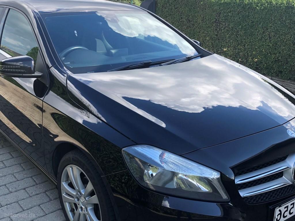Mercedes-Benz A180 d 1,5 CDI 109HK 5d 6g 2014