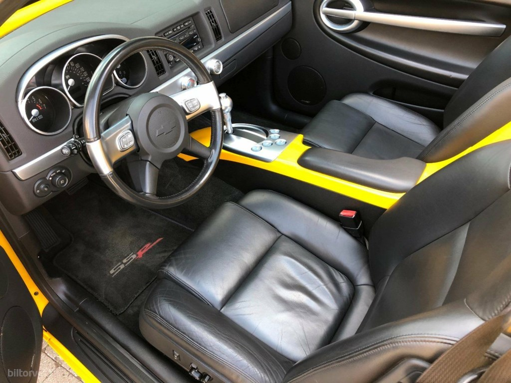 Chevrolet SSR 5,3 V8 aut. 2005