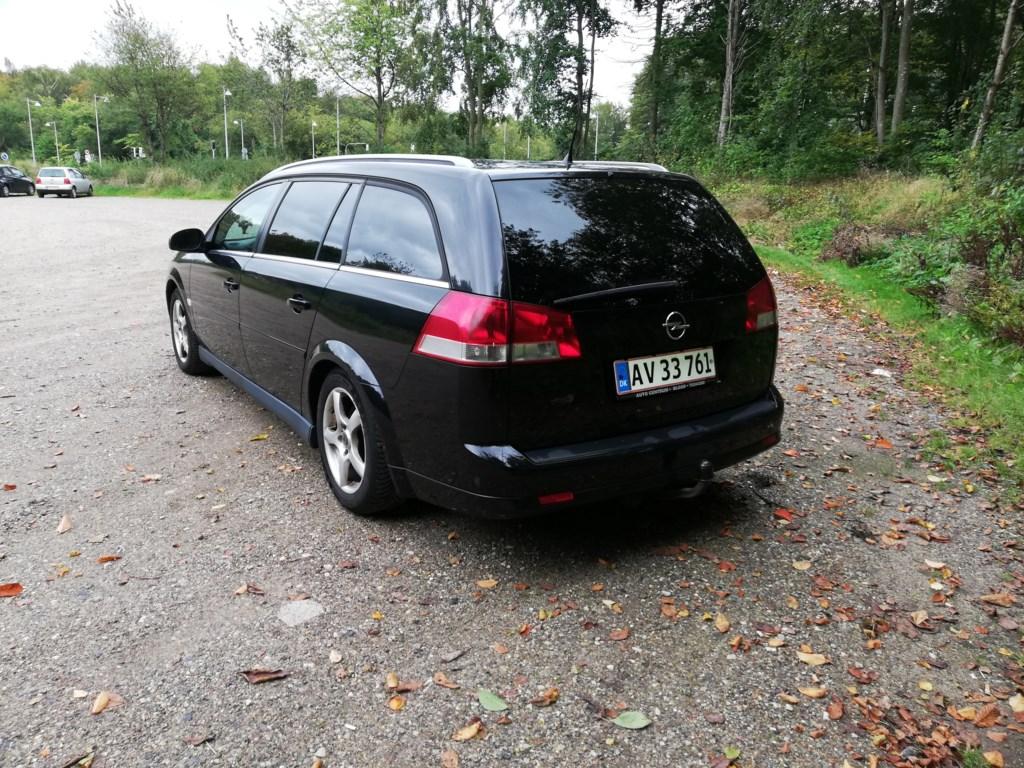 Opel Vectra Wagon 2,8 V6 Turbo Elegance 250HK Stc 6g 2007