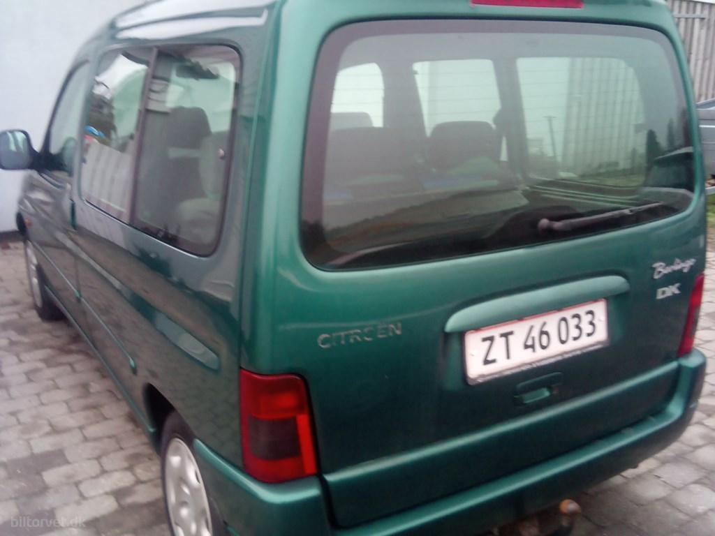 Citroën Berlingo 1,8 Multispace 90HK 1998