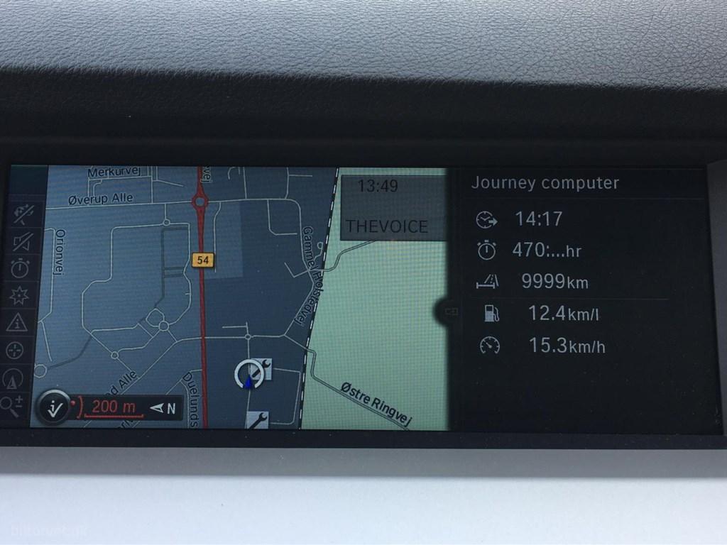 BMW 530d Gran Turismo Van 3,0 D 245HK 5d 2011