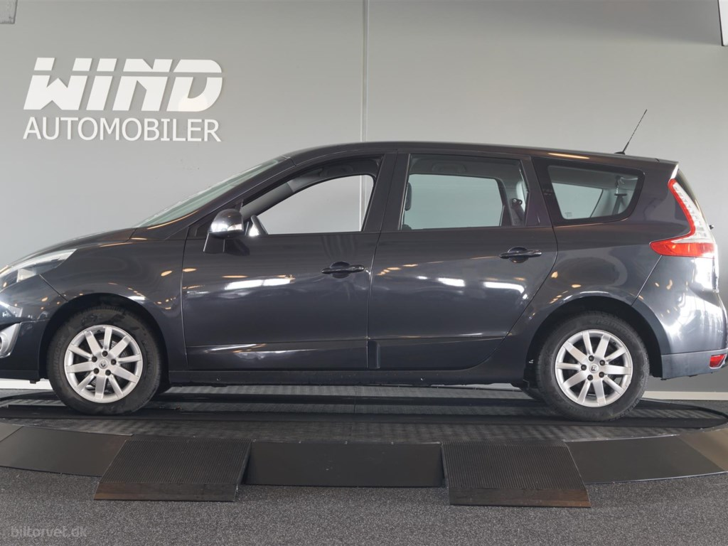 Renault Grand Scénic 7 pers. 1,9 DCI FAP Expression 130HK 6g 2011