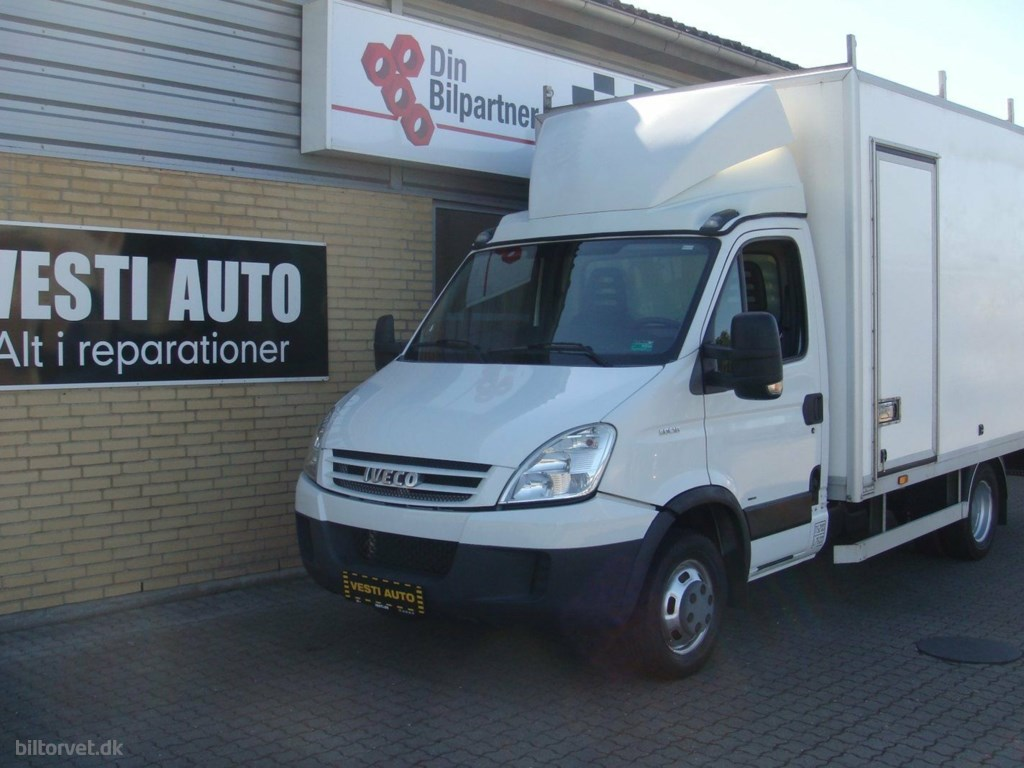 Iveco Daily 3,0 50C18 2008