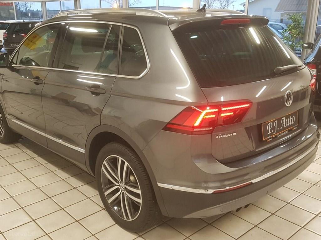 VW Tiguan 2,0 TDi 150 Highline DSG 4M Van 2016