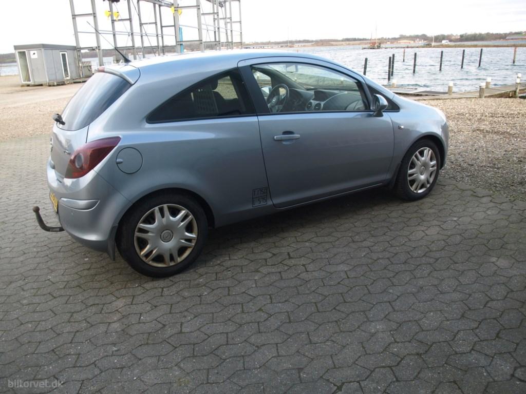 Opel Corsa 1,7 CDTI Sport 125HK 3d 2008