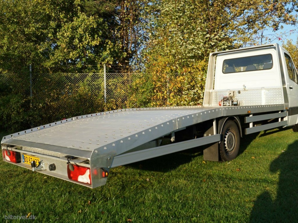 Mercedes-Benz Sprinter 316 2,2 CDi R3 Chassis 2012