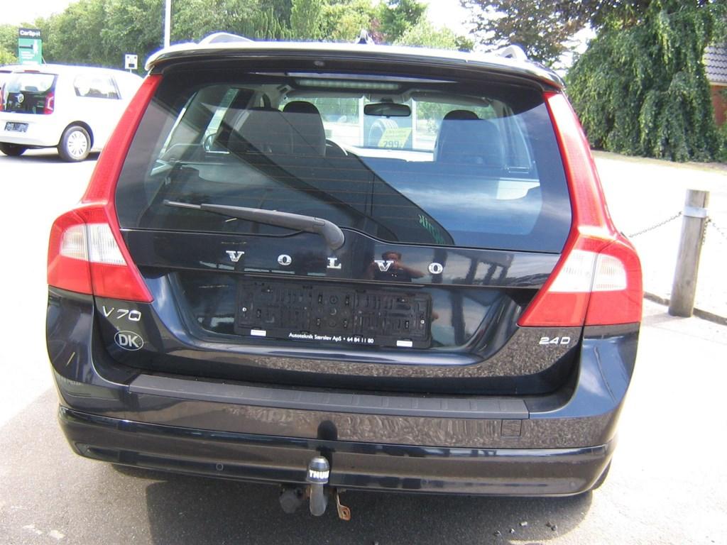 Volvo V70 2,4 D Summum 175HK Stc 6g 2010