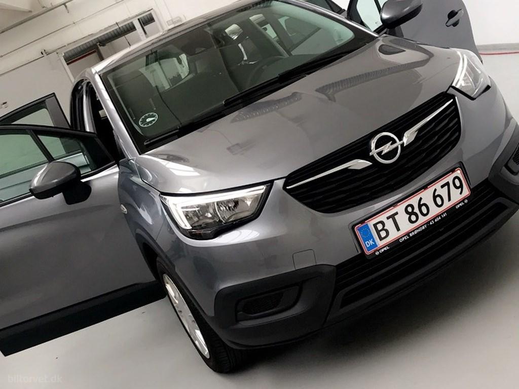 Opel Crossland X 1,2 Enjoy 81HK 5d 2017