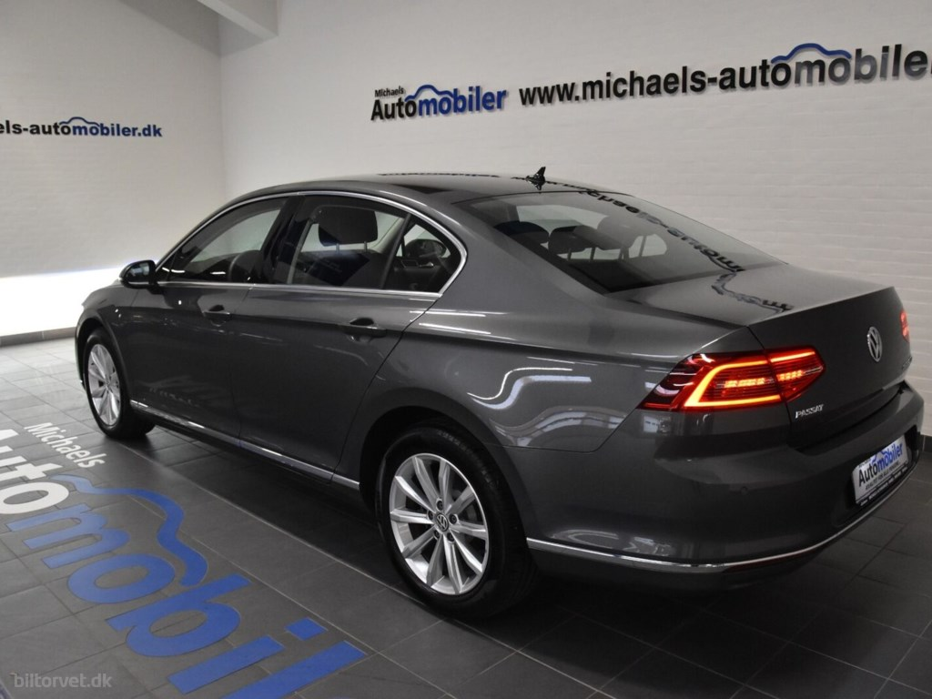 VW Passat 2,0 TDi 150 Highline DSG 2016
