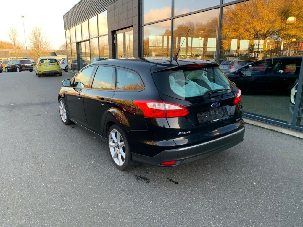 Ford Focus 1,6 TDCi 115 Trend stc. 2012