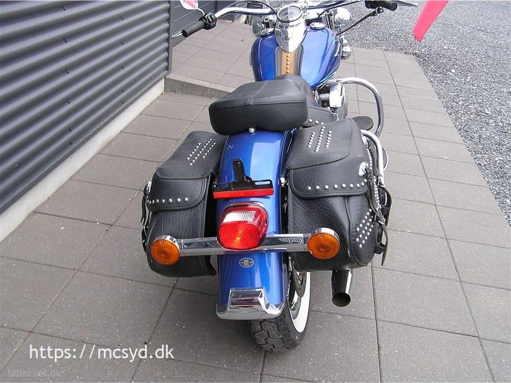 Harley-Davidson FLSTC