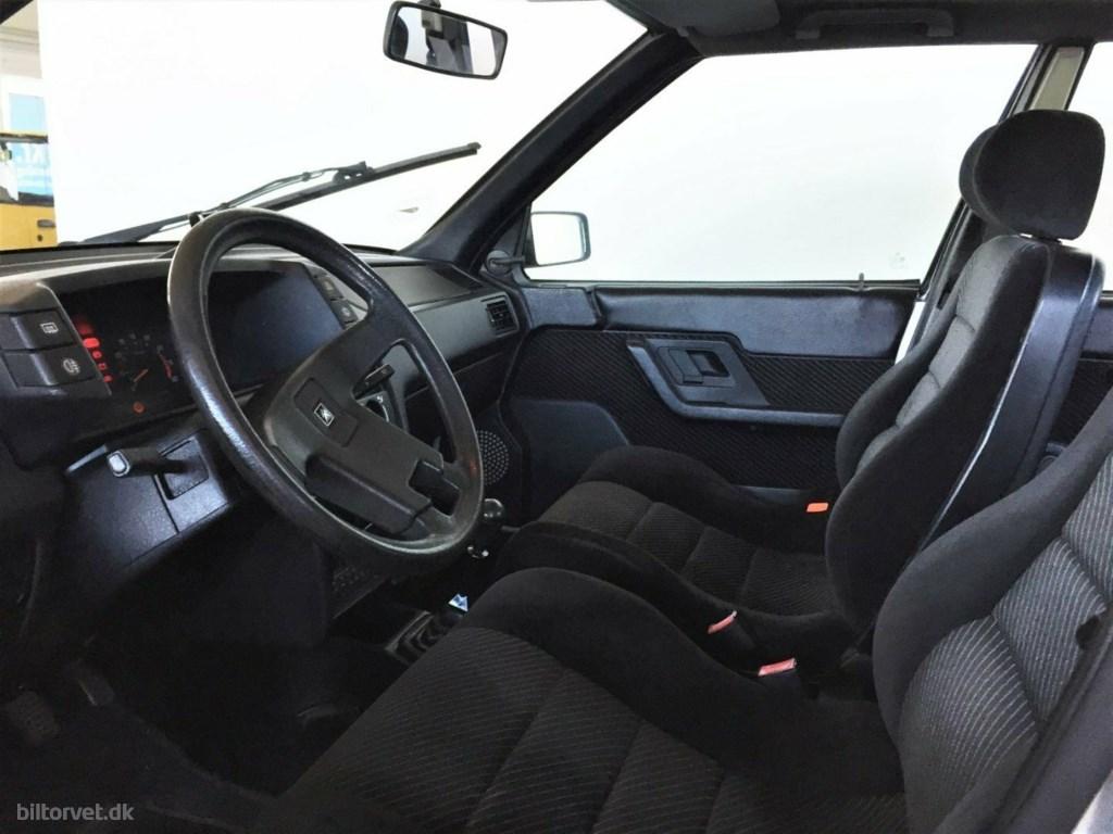 Citroën BX 1,6 Image 1992
