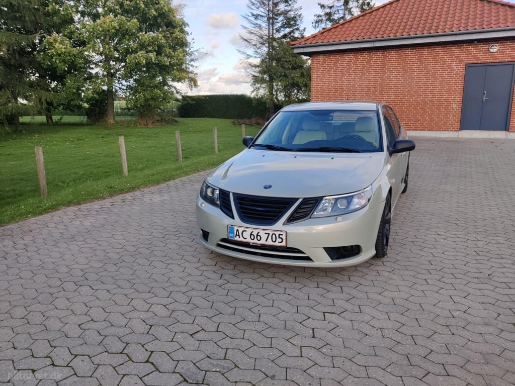 Saab 9-3 2,0 T Linear Sport 175HK 6g 2008