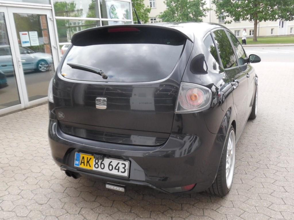 Seat Altea 2,0 16V TDI PD DPF FR 170HK Van 6g 2008