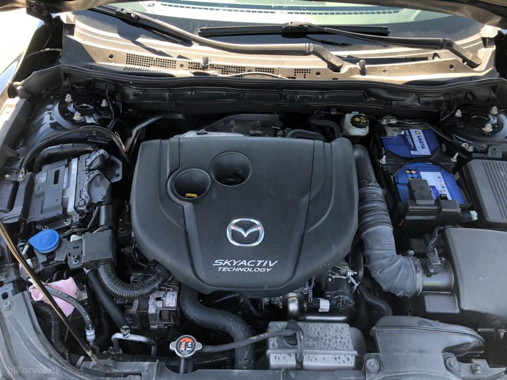 Mazda 6 2,2 Skyactiv-D Core 150HK 6g Aut. 2016