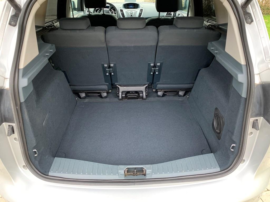 Ford C-MAX 1,6 TDCi Titanium 115HK 6g 2010