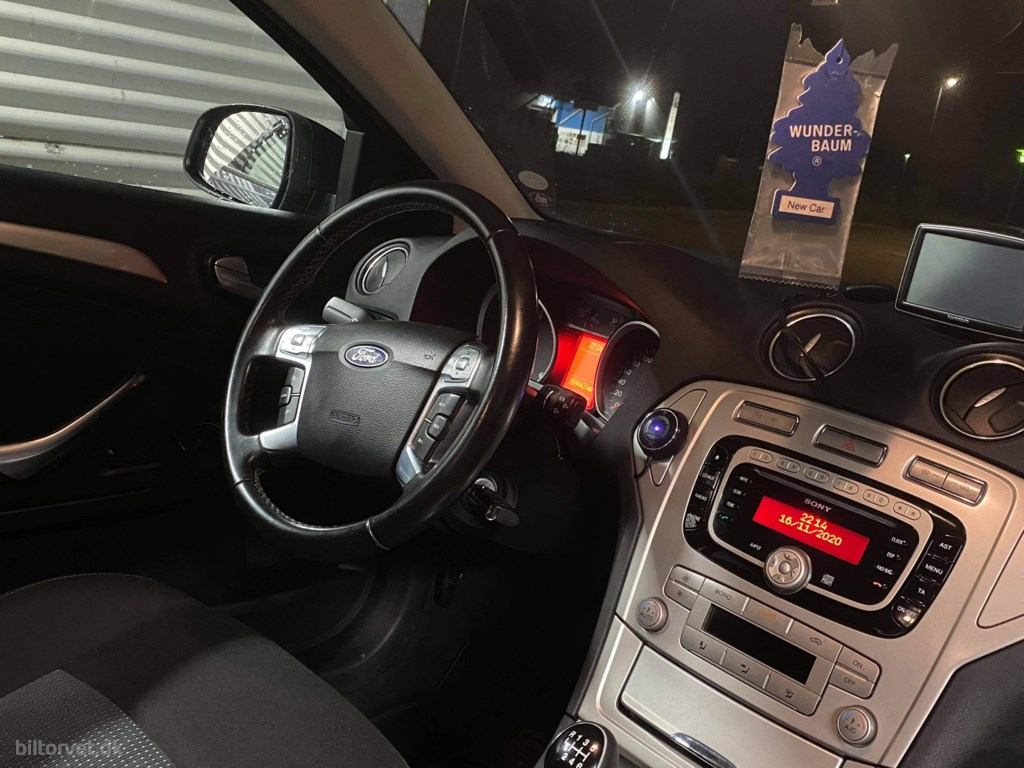 Ford Mondeo 2,0 TDCI 140HK Stc 2010