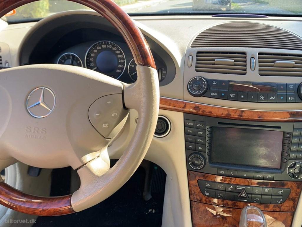 Mercedes-Benz E320 d CDI aut. 204HK Stc 2003