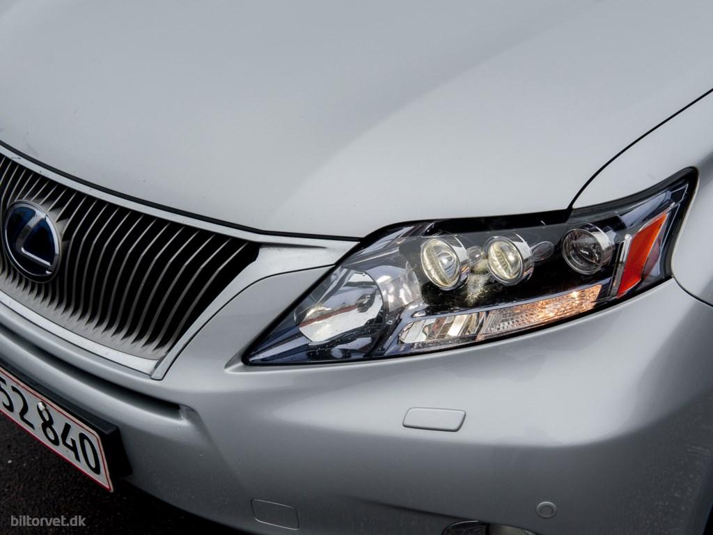Lexus RX RX450h 3,5 aut. MPV 248HK 5d 2010