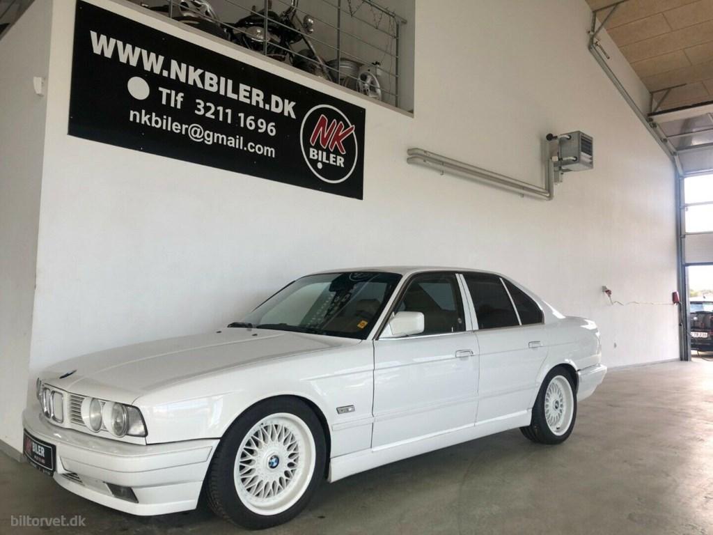 BMW 525i 2,5 1991