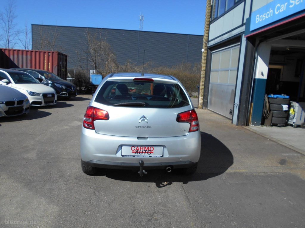 Citroën C3 1,4 HDI Attraction 70HK 5d 2012