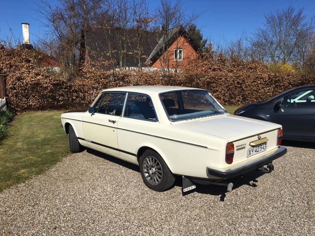 Volvo 142 2,0 S 118HK 1970