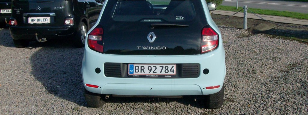 Renault Twingo 1,0 Sce Expression start/stop 70HK 5d 2014